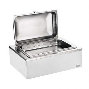 511B5555 chafing dish bianco