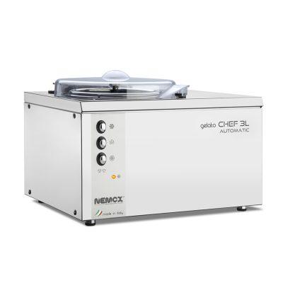 Gelato-chef-3l-Automatic-front