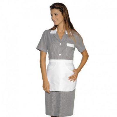 camice-positano-rigatino-nero-con-grembiule-isacco-008961g