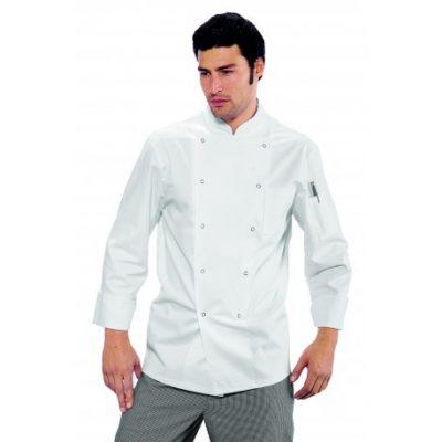 giacca-bianca-bottoni-a-pressione-isacco-058108