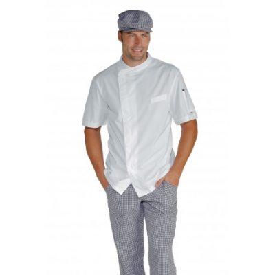 giacca-cuoco-bilbao-extra-light-mezza-manica-bianco-65-poliestere-35-cotone