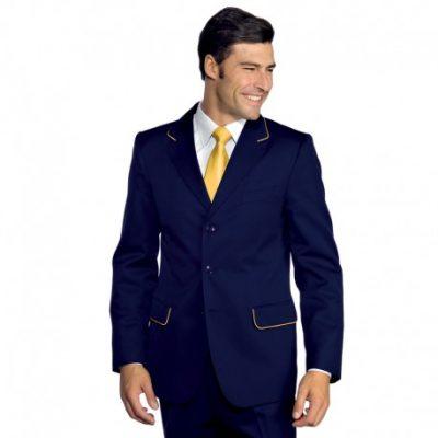 giacca-foderata-profilata-oro-isacco-053452