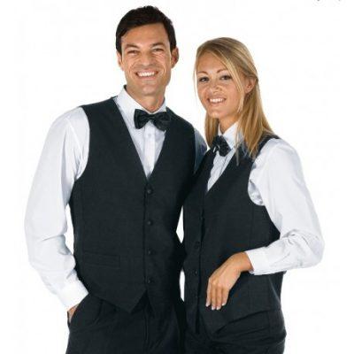 gilet-unisex-sfoderato-nero-isacco-033101