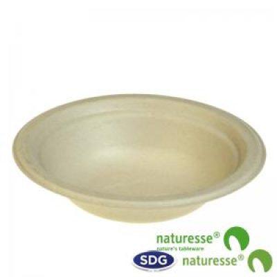 md-fondina-tonda-in-polpa-di-cellulosa-400ml-nature-n154
